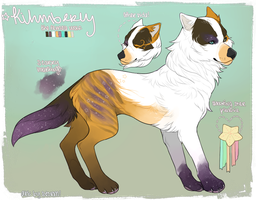 kihmberly reference commission! by ohhgosh