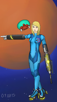 Metroid by empty-shape