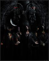 The Gathering Legion of Shadow by immortus