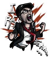 Nostalgia critic by VonBoche