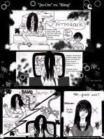 The Grudge vs. The Ring by Neri-chan