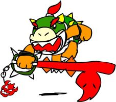 KH-Darkness Within : Bowser Jr by karasz87