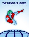 Captain Planet by Bleezer by TimelessCartoons
