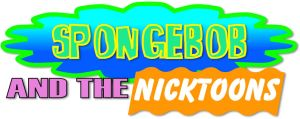 Spongebob and Nicktoons Logo by kwjibo-deviations