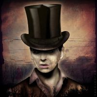 Gary Numan: Splinter by Welchtoons