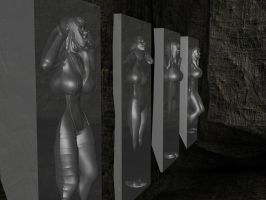 Captured in Carbonite 28 by PoseMe
