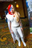 ComiCONN 2017 - Frosted Mystique by VideoGameStupid