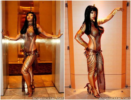 Anck-su-namun: 'The Mummy' by yayacosplay