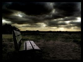Bench.... by MOSREDNA