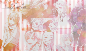 Tribute LovelyComplex Wall by CherryHuu
