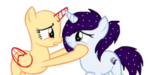 Chin up Moonsong collab by Paige-the-unicorn