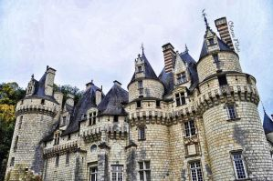 Chateau usee by RiegersArtistry