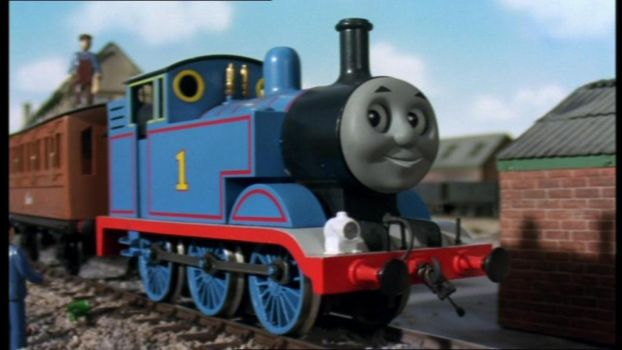 Thomas was nice and clean by Ryansmither1