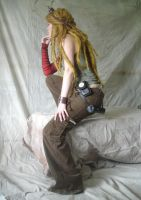 Steampunk Mechanic 1 by mizzd-stock