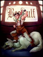 Beowulf by TheNecroBalam