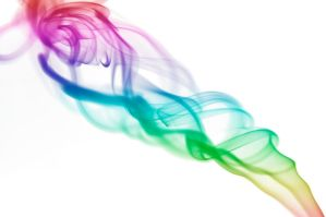 Rainbow_smoke by de-ecliptic