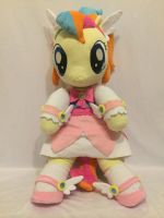 Golden Gates OC Plushie by KLPlushies