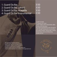 Guard The Bar Cover 2 by seadogz