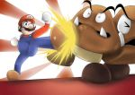 Kick'em all Mario! by DAMLight