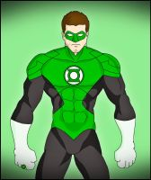 Hal Jordan by DraganD