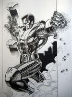 Colossus by maddunkartist