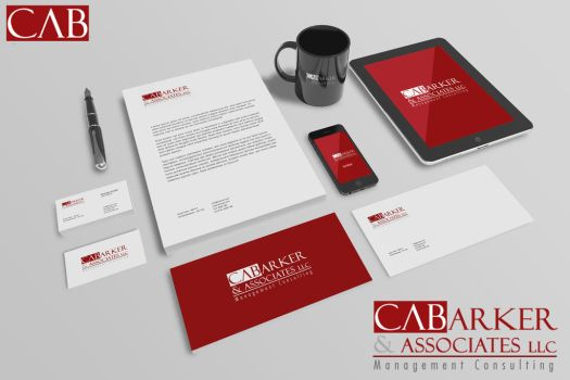 Corporate Stationary by tech0team