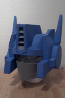 Optimus Prime HelmHat by Laserbot