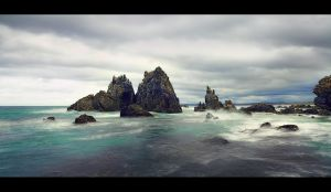 Camel Rock Bermagui by Sun-Seeker