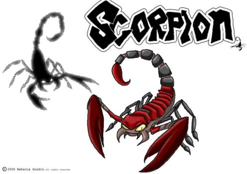 Scorpions by GodessOfStupidity
