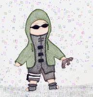 Shino Chibi by missionquestthing