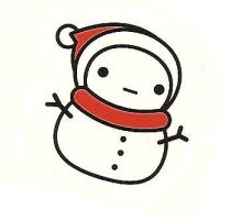 Snowman by yeaboikat