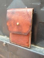 Another leather distressed wasteland pouch by Arnakhat