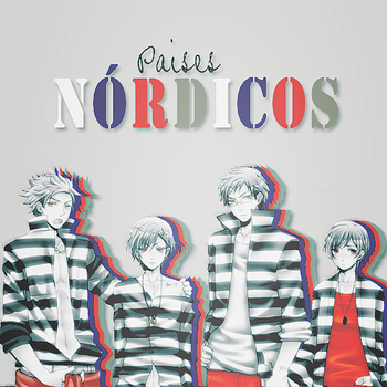 Banner'01: Nordics Countries by Heitt
