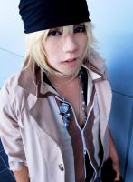 Final Fantasy XIII: Snow Villiers by Tempura-Sushi
