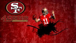 49ers Wallpaper by Subkulturee