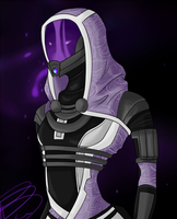 Tali by DeceptiveShadow