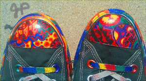"""""""Tripping Over Shoes"""" 2 by Psyconaut419"""