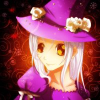 Comm: halloween avatar-icon by Kohane-hime