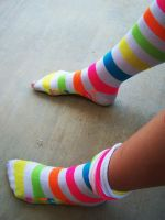 socks. by FruitByTheRandom