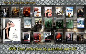 DVD Case v1 collection part 09 by gandiusz