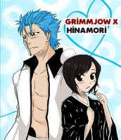Grimmy and Momo by burnedbacon