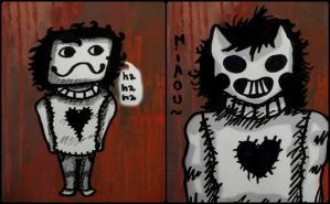 Zacharie forms by ICannotDrawToSaveMe