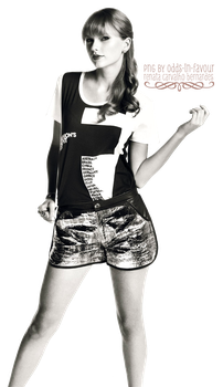 PNG 50 - Taylor Swift by odds-in-favour