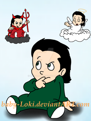 Right from Wrong by Baby-Loki