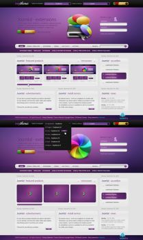 Joomla - Leopard Theme by detrans