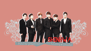 shinhwa wallpaper by stopidd