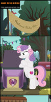 Scoot to the Finish by Toxic-Mario