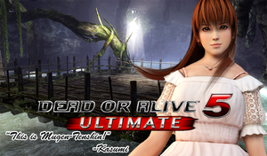 DOA5U Posters 3/24 - Kasumi by CeCeFever