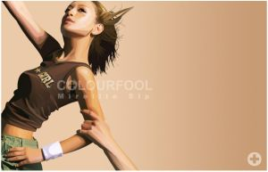 Catch Me - Ayumi Hamasaki by Colourfool
