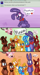 Ask FNAF 23 by Marie-Mike